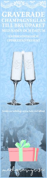 Personliga gåvor från Medgravyr.